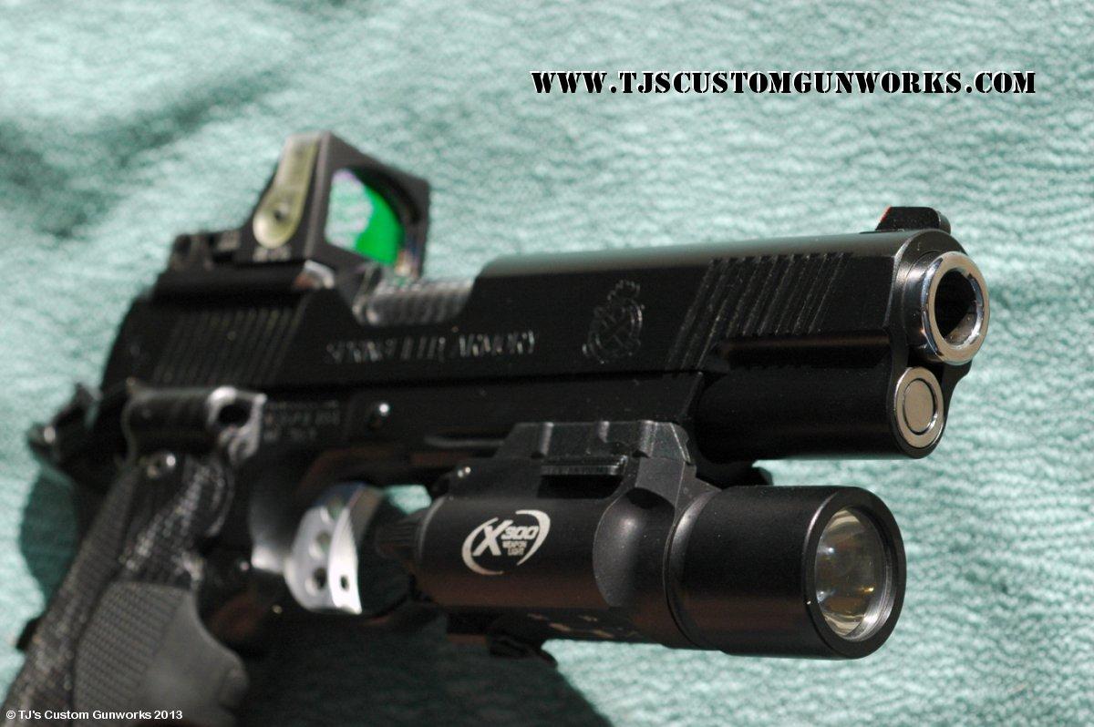 Custom Springfield Armory Operator TRP With Trijicon RMR