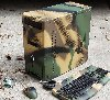 Custom Camouflage Painted P4 Computer System
