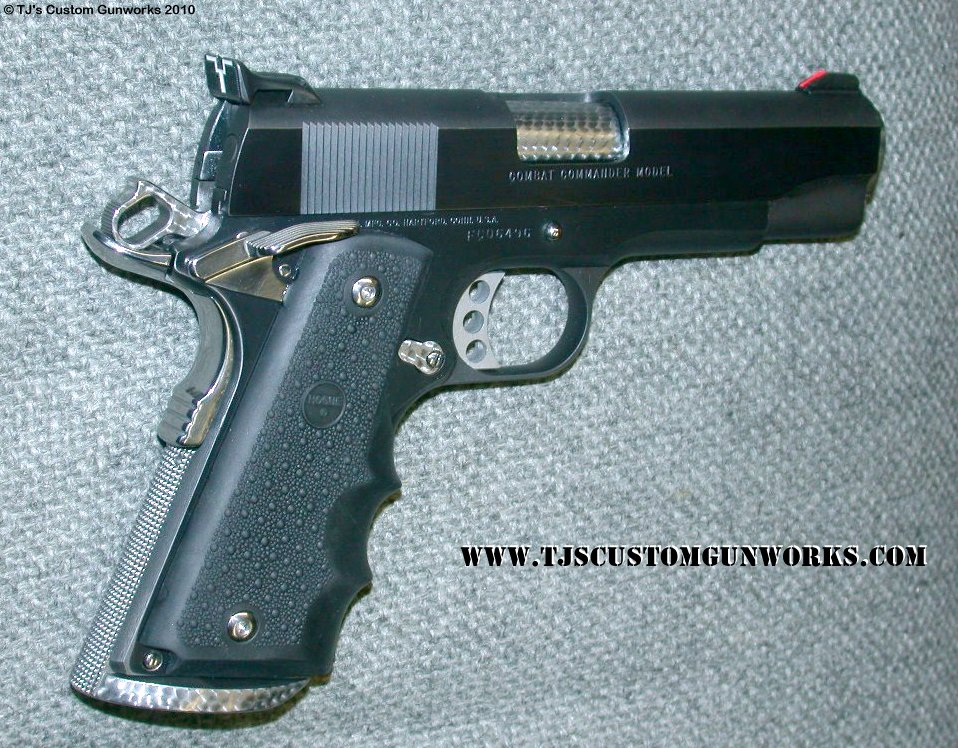 Grips for ed brown 1911 holster