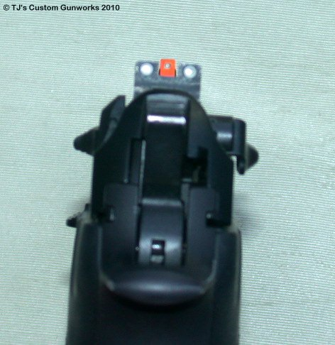 Image result for 92f beretta sight picture