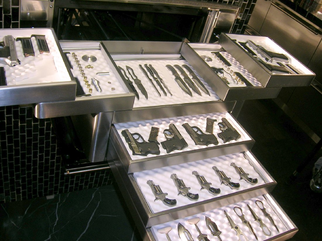 Mr And Mrs Smith Kitchen tj's custom gunworks photo gallery of handguns & knives from
